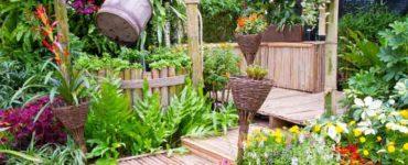 إنشاء حديقة منزلية داخلية