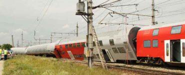 النجاة من حادثة تحطم قطار
