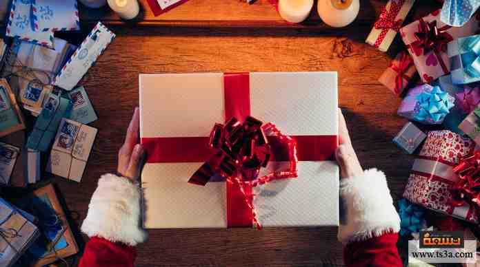 تزيين صناديق الهدايا