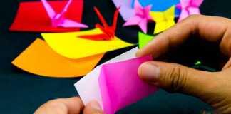 تطبيقات فن الأوريجامي