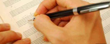 كيف تكتب أغنية