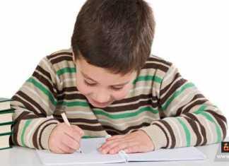 مهارات الكتابة للأطفال