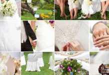 التحضير لحفل الزفاف