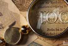 العملات الورقية القديمة