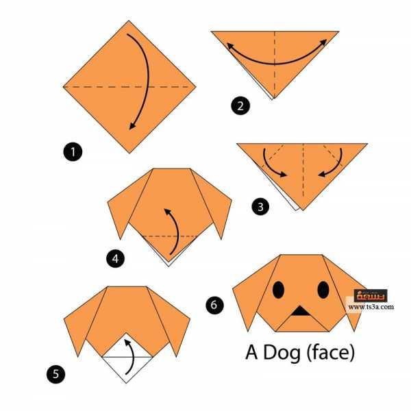 تعلم فن الأوريجامي 3