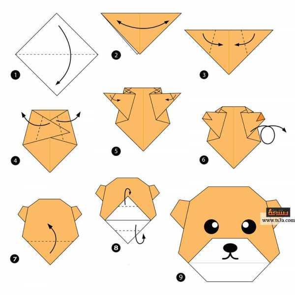 تعلم فن الأوريجامي 8