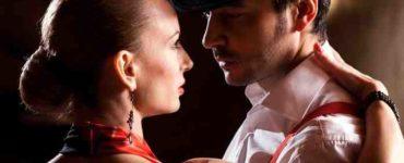 رقصة التانجو
