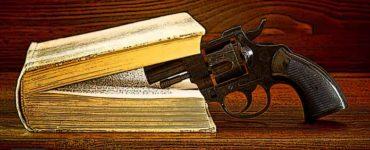كتابة قصص الجريمة