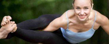 ممارسة اليوجا