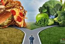 الأطعمة الغير صحية