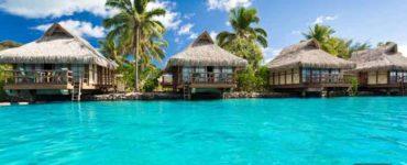 الرحلة إلى المالديف