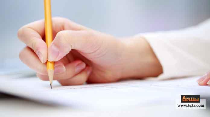 الرسم بالقلم الرصاص