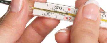 انخفاض درجة الحرارة
