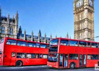 رحلة إلى بريطانيا