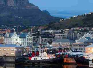 رحلة إلى جنوب أفريقيا