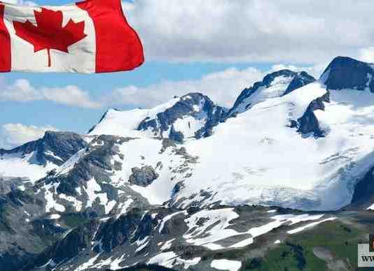 رحلة إلى كندا