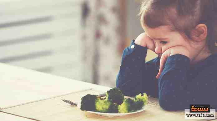 رفض الطعام
