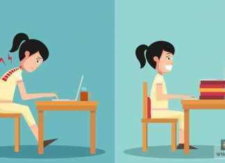 طريقة الجلوس
