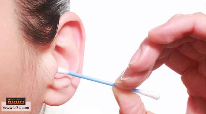 نظافة الأذن