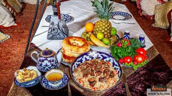 عادات رمضانية في البلاد السورية
