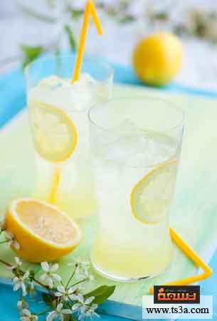 مرطبات رمضان عصير الليمون