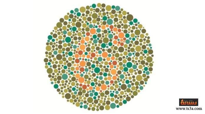 ما هو الرقم الذي تراه في الصورة؟