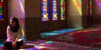 السفر لإيران