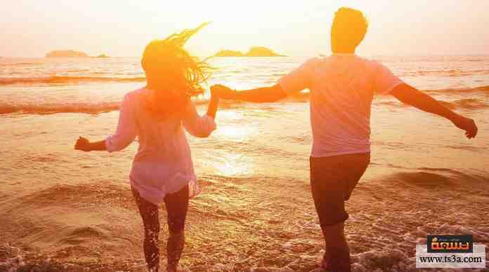 هل تعيش حياة سعيدة وخالية من المشاكل والضغوط؟