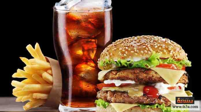 ما هي عدد مرات ارتيادك مطاعم الوجبات السريعة في الأسبوع في العادة؟