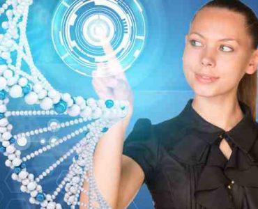 المادة الوراثية