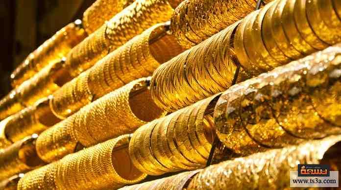 تلميع الذهب