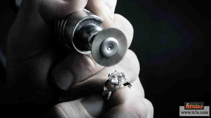 تلميع الفضة