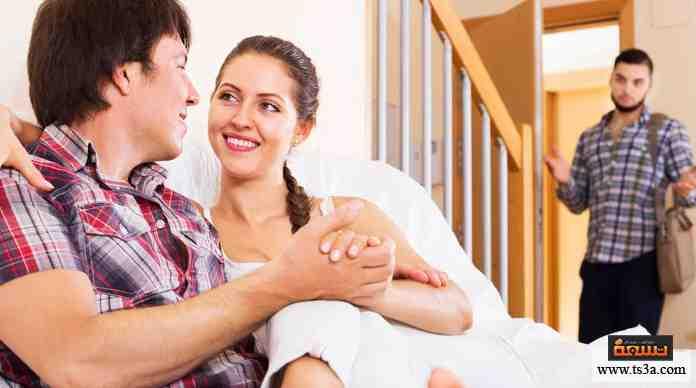 9875606750204 خيانة الشريك   كيف تتعامل مع مشكلة الخيانة من قبلك شريكك ؟ • تسعة