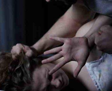 عنف الزوج
