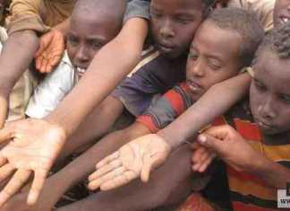 مجاعات العالم
