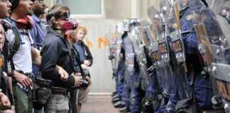 مظاهرات الاحتجاج