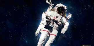 ملابس رجال الفضاء