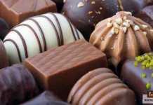أنواع الشوكولاتة