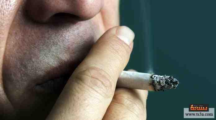 إدمان السجائر