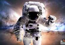 الحياة في الفضاء
