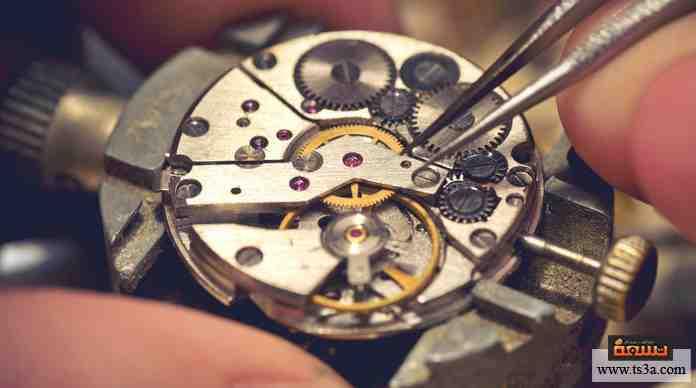 Image result for الساعة الميكانيكية