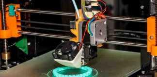 الطابعة ثلاثية الأبعاد