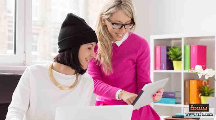 هل تهتم بابتكار طرق جديدة لأداء عملك؟