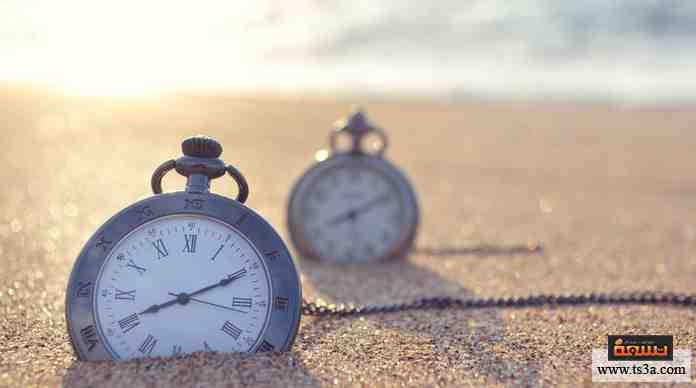 تحديد الوقت