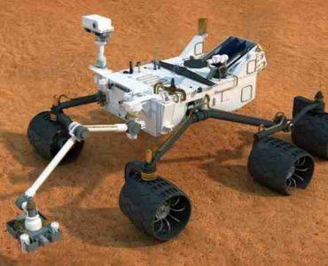 رحلة إلى المريخ