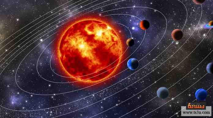 يعتبر كوكب ... هو ثالث أقرب كوكب للشمس.