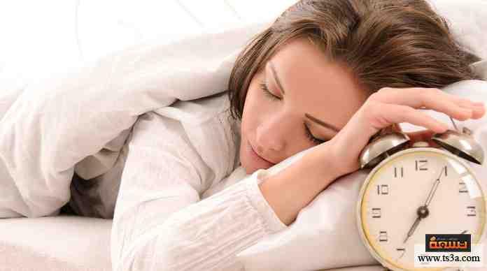 مواعيد نومك في الإجازات والعطلات ...