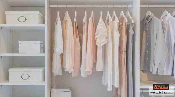 الملابس التي سوف ترتديها في الغد ...