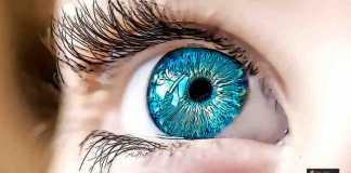 العيون الملونة
