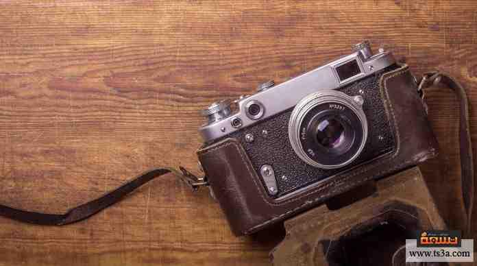 ما هي أول كاميرا تحصل عليها؟